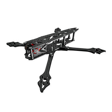 BCROW FS235 235mm True X FPV Racing Frame Freestyle 5mm Frame Arm Carbon Fiber For RC Drone