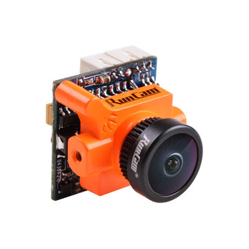 RunCam Micro Swift 600TVL 2.1mm/2.3mm IR Blocked 1/3 CCD FPV Camera PAL/NTSC 5.6g for RC Drone