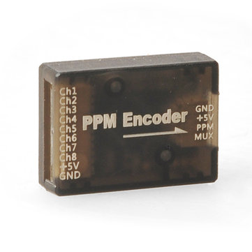 PWM To PPM Encoder Switcher For Pixracer Pixhawk MWC Flight Controller RC Drone FPV Racing Multi Rotor