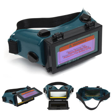 Auto Darkening Welder Welding Eyes Goggles Glasses Helmet Mask