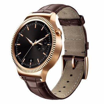 HUAWEI 1.4-inch 512MB RAM 4GB ROM Android Wear Bluetooth 300mAh Smart Watch Luxury Version