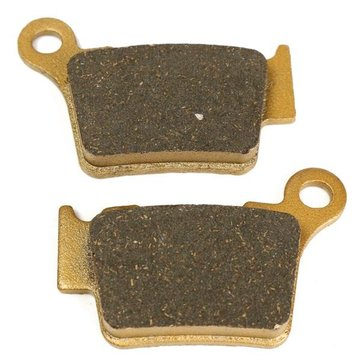 Pair Rear Brake Pads For KTM SX 125/150 EXC 250/400 Husqvarna CR 125/250 TE 310/410