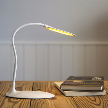 Ultra Thin Lamp Nature Light Rechargeable Trend Style Duotone LED Lamp Study Lamp Children Lamp