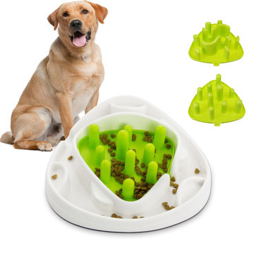 Interactive-Puppy-Dog-Pet-Slow-Eat-Feeder-Dish-Feeding-Food-Treat-Maze-Toy-Bowl Interactive-Puppy-