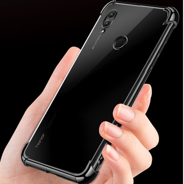 Bakeey Ultra-thin Shockproof Transparent Soft TPU Protective Case For Huawei Honor 8X