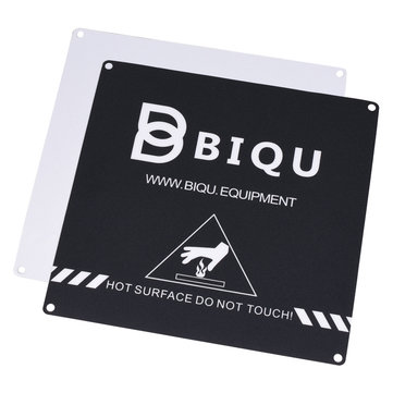 BIQU 220*220mm Heated Bed Sticker Build Plate Tape For 3D Printer