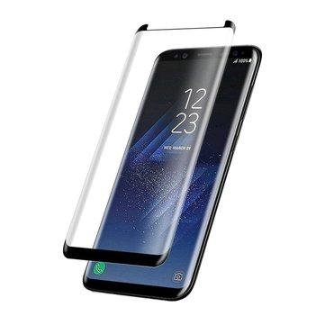 Bakeey Película Protectora de Pantalla de Vidrio Templado Carcasa Amistosa de Borde Curvado 3D Para Samsung Galaxy S8 Plus