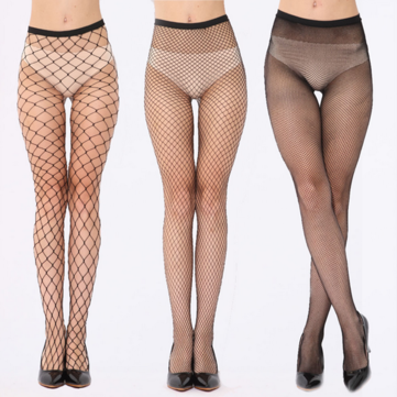 Women Temptation Small Medium Large Mesh Fish Net Pantyhose