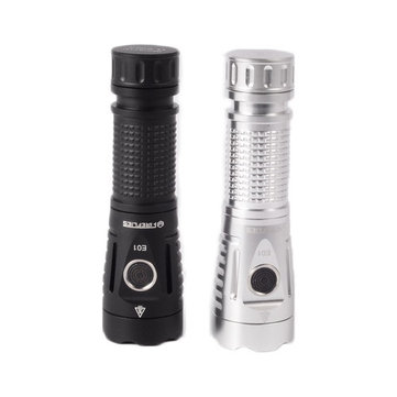 Fireflies E01 SST40W N5 5700K 2300 Lumens EDC LED Flashlight 21700 18650