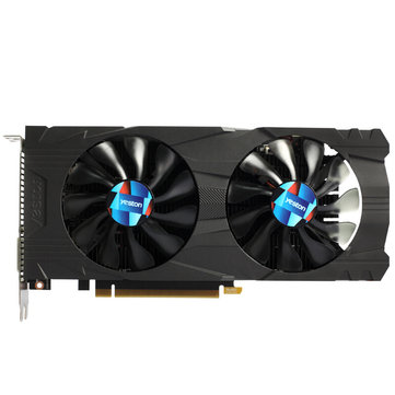 Yeston GTX1050Ti-4G-D5 1291-1392MHz/7008MHz 4GB 128Bit GDDR5 Video Graphics Card