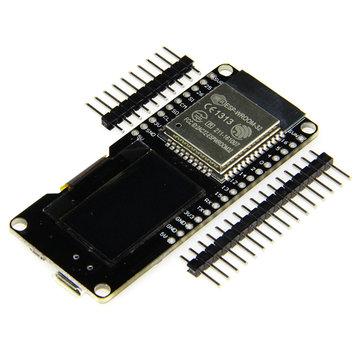 Wemos® ESP32 OLED Module For Arduino ESP32 OLED WiFi + Bluetooth Dual ESP-32 ESP-32S ESP8266 OLED Module
