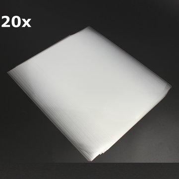 20Pcs 42x29.6cm A3 Inkjet Laser Printing Film Transparent Plate-Making Screen Printing
