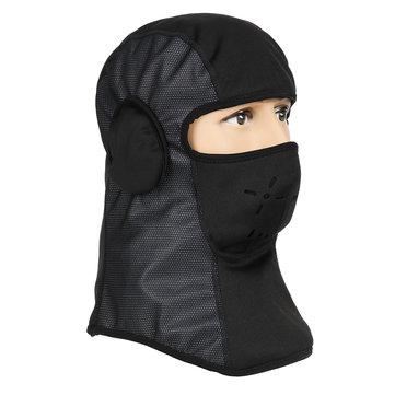 BIKIGHT Bike Face Mask UV Protection Balaclava Moto Neck Full Face Mask Dustproof