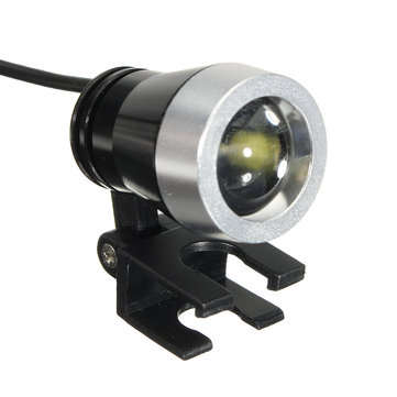 LED Head Light Lamp 3W for Dental Black Surgical Medical Binocular Loupe