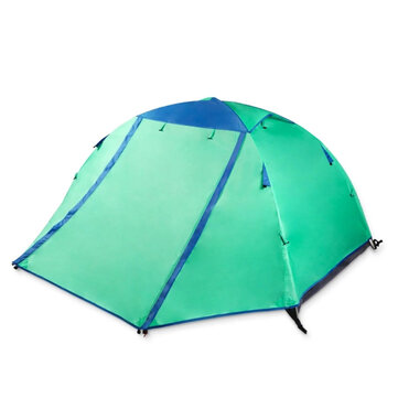 Xiaomi 1-2 People Outdoor Camping Tent Portable Waterproof Windproof Canopy Sunshade 4 Seasons