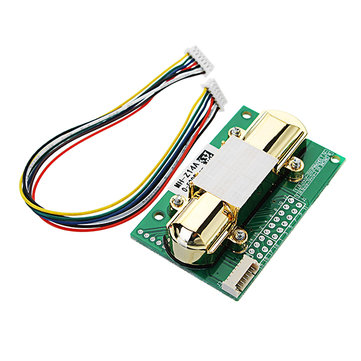 NDIR CO2 Sensor MH-Z14A PWM NDIR Dióxido de carbono infrarrojo Sensor Módulo Puerto serie 0-5000PPM