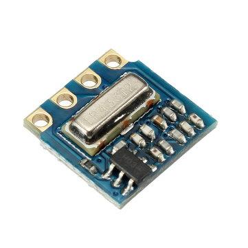 5Pcs H34A 433Mhz MINI RF Wireless Transmitter Module Minimum Remote Control Module ASK 2.6-12V
