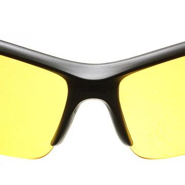 Night Vision UV400 Driving Riding Glasses Sun Goggles