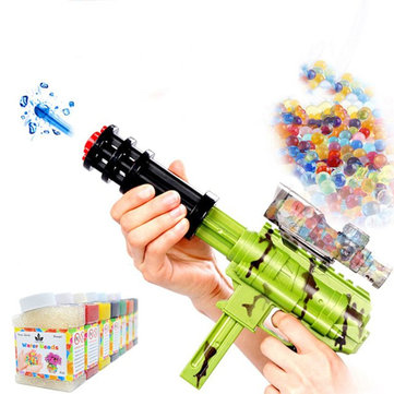20000Pcs 7-8mm Gel Ball Crystal Water Beads Part For Nerf Plant Flower Crystal Soil Mud