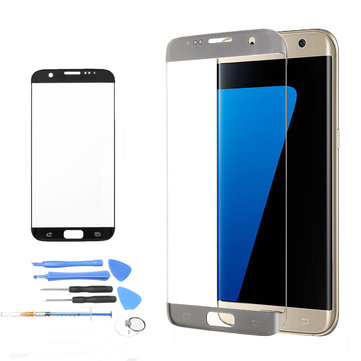 Front Glass Panel Touch Screen Replacement + Tools for Samsung Galaxy S7 Edge
