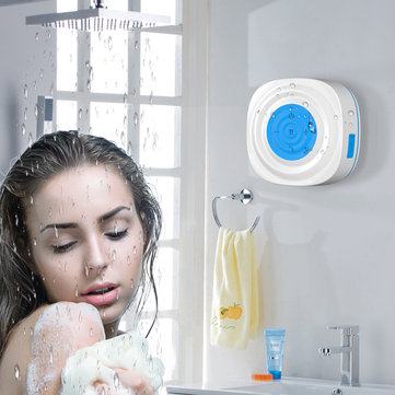 Portable Mini Waterproof Wireless Bluetooth Speakers Bathroom Shower Outdoor Speaker Hands-free With Microphone