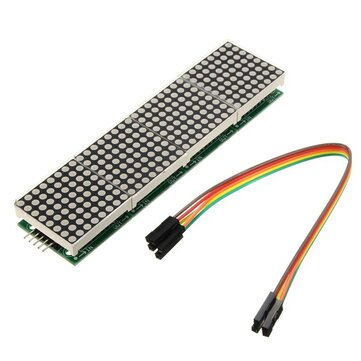 Geekcreit® MAX7219 Dot Matrix Module 4-in-1 Display For Arduino