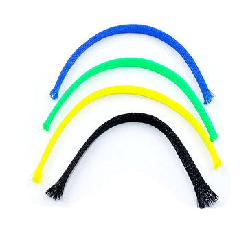 10 PCS Nylon Net Motor Wire Protective Tube For Brushless Motor RC Drone FPV Racing Multi Rotor