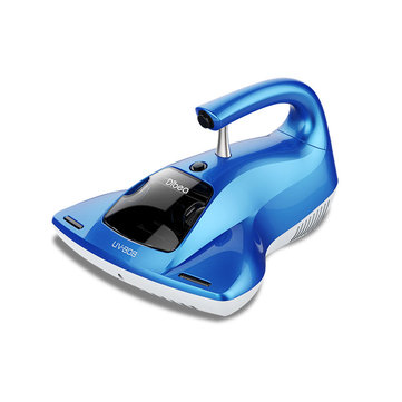 Dibea UV-808 Handheld Vacuum Cleaner Ultraviolet Light Dust Mite Vacuum Sweeping Machine Home Cleaner