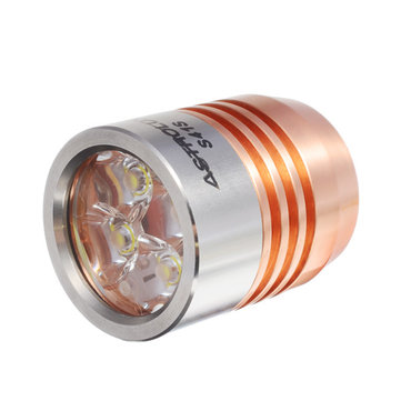Astrolux S41S Stainless Steel New Version A6 1600LM LED Flashlight Head For DIY