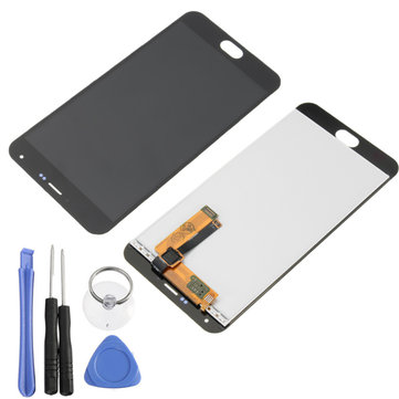 LCD Display Touch Screen Digitizer Replacement +Tolls For Meizu M2 Note