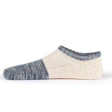 Men Summer Cotton Breathable Boat Socks