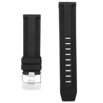 Replacement 23mm Rubber Watch Strap for Luminox 8800 8802