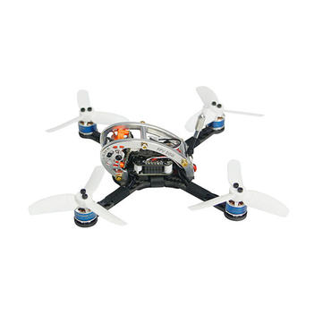 KINGKONG/LDARC FPV EGG 136mm RC Racing Drone BNF W/ F3 4in1 10A BLehil_S 25mW/100mW 16CH 600TVL