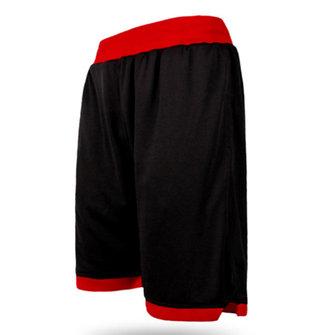 Calções pessoal da aptidão que funciona até os joelhos dos homens moletom secagem rápida respirável soltas shorts de ginástica