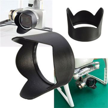 Sun Hood Sunshade Cap Camera Lens for DJI Phantom 3 Professional Advanced