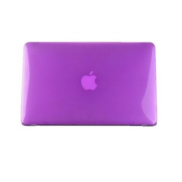 Modieuze Slanke Plastic Hard Cover Crystal Case voor Apple MacBook Netvlies 12 inch