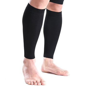 Mumian S06 Shin Leggings Calf Compression Sleeve Leg Muscle Protection Brace - 1 Pair