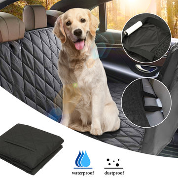 Pet Car Back Seat Cover Dog Cat Waterproof Hammock Protector Mat Blanket Pet Mat