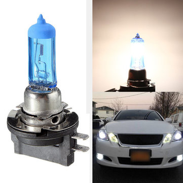 H11B Car Halogen Low Beam Headlight Fog Light Replacement Bulbs 6000K 55W 12V White