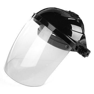 Transparante Lens Anti-UV Anti Shock Lassen Helm Face Shield Soldeermask