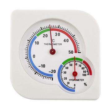 A7 Indoor Outdoor MIni Wet Hygrometer Humidity Thermometer Temperature Meter