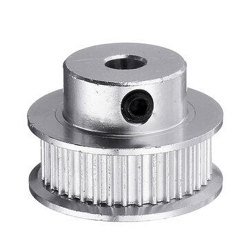 36 Teeth 8mm Bore Aluminum Timing Pulley for 6mm GT2 Belt 3D Printer Part