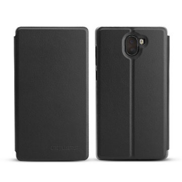 Flip PU Leather With Stand Protector Cover Case For Leagoo Kiicaa MIX