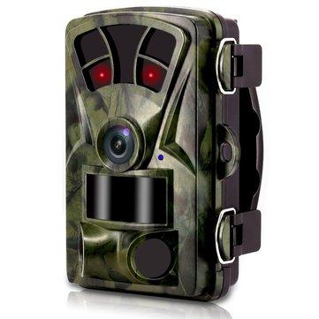 SHOOT XTGP455 Hunting Camera 16MP 1080P Full HD Trail Camera Infrared Wildlife Camera IP56