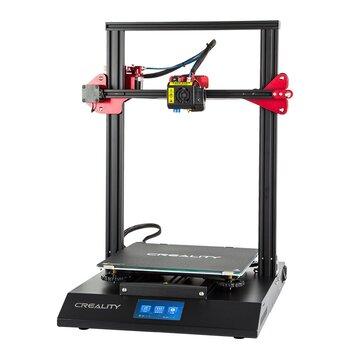 Creality 3D® CR-10S Pro DIY 3D-принтер Набор 300 * 300 * 400 мм Размер печати с автоматическим выравниванием Датчик / Двойной экструзионный экструдер / 4.3inch Touch