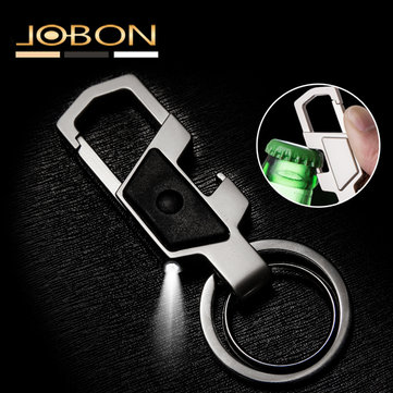 JOBON Multifunction Mini LED Keychain Flashlight