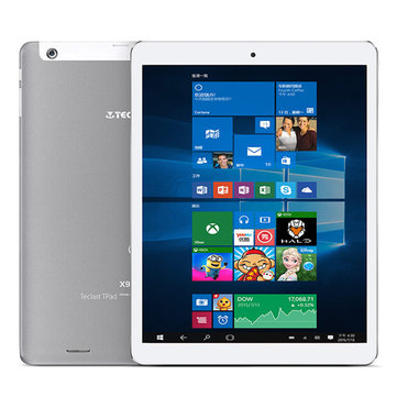 Teclast X98 Plus II Intel 8350 Quad Core 4G RAM 64G 9.7 Inch IPS Dual Boot Tablet