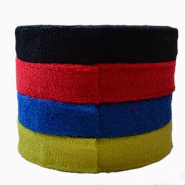 10m Badminton Racket Towel Grip Sweat Absorbed Anti Skid Cotton Tennis Racquet Grip