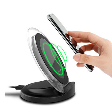 Qi Wireless Charger Fast Charger Holder For Samsung Galaxy S8 Plus S6 edge Plus S7 S7 Edge