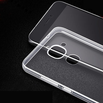 Ultra Thin Clear Transparent Soft TPU Back Case For LeTV LeEco Le Max 2